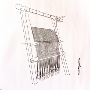 warp weighted loom 2