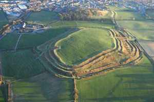 hill fort photo