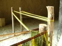 weaving header